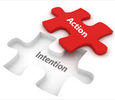 Action with Intention
