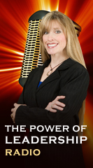 Power of Leadership Radio Host Debbra Sweet